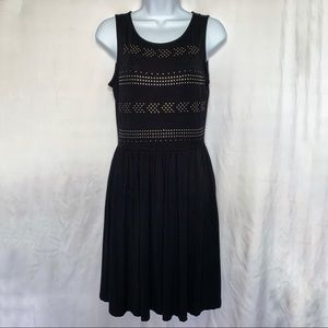 Apt. 9 Embellished Fit & Flare Dress